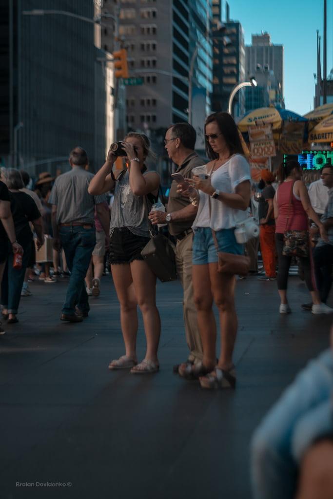 New York – Braian Dovidenko
